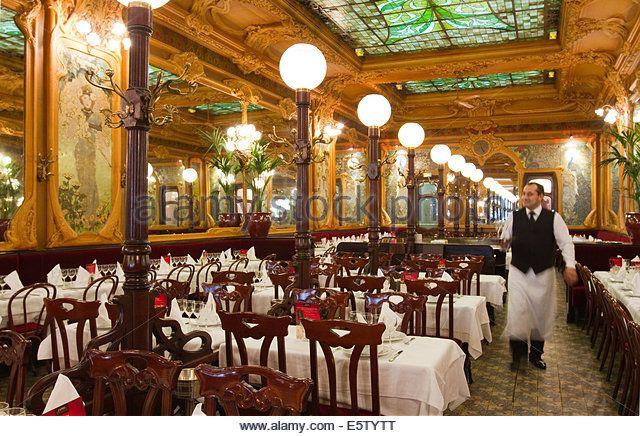 Art Nouveau Brasserie Julien restaurant Paris | Art Nouveau/Deco ...