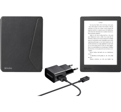 Startpakket Kobo Aura H2O (edition 2) | Products | Op het