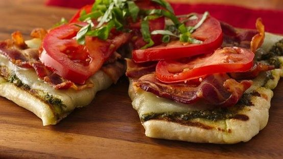 One-In-A-Million Grilled Summer Sandwich. Looks delicious!