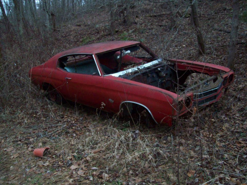 Pin By Ronald Drain On Rust Wrecks Abandoned Cars Junkyard