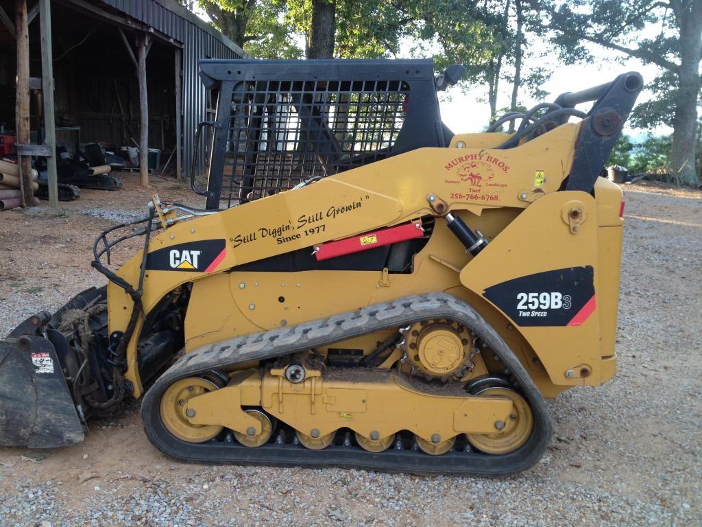 Cat 259b3 Ctl Lawnsite Com Lawn Care Landscaping Business