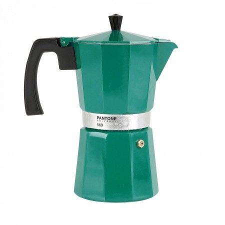 I want this emerald espresso maker!!   Cafetera italiana