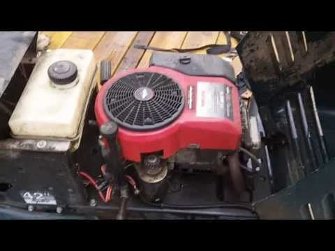 Craftsman Hydromatic With Flooded Engine 50 00 Youtube Engineering Lawn Mower Repair Small Engine