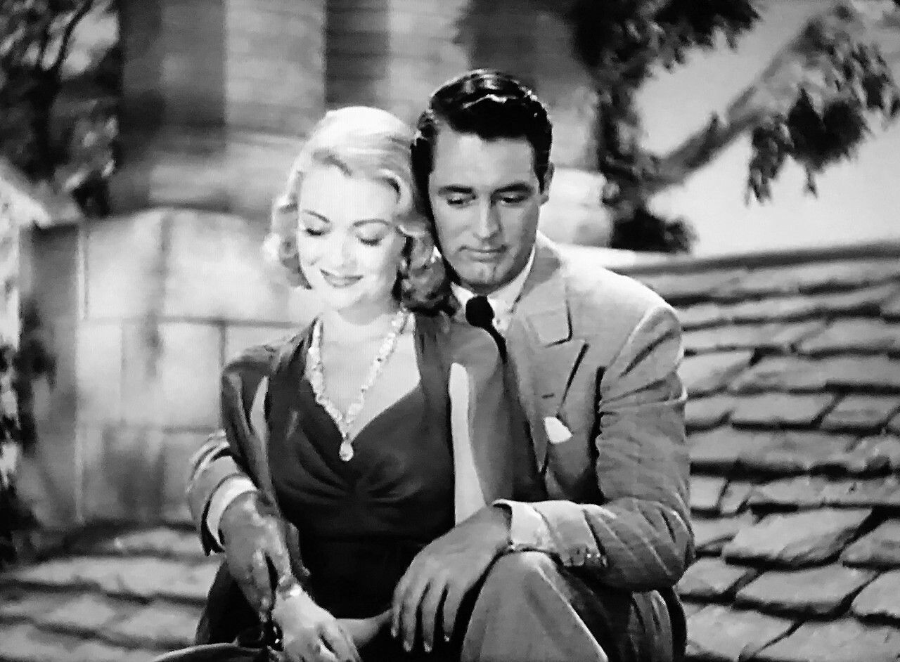 Constance Bennett and Cary Grant in Topper (1937)