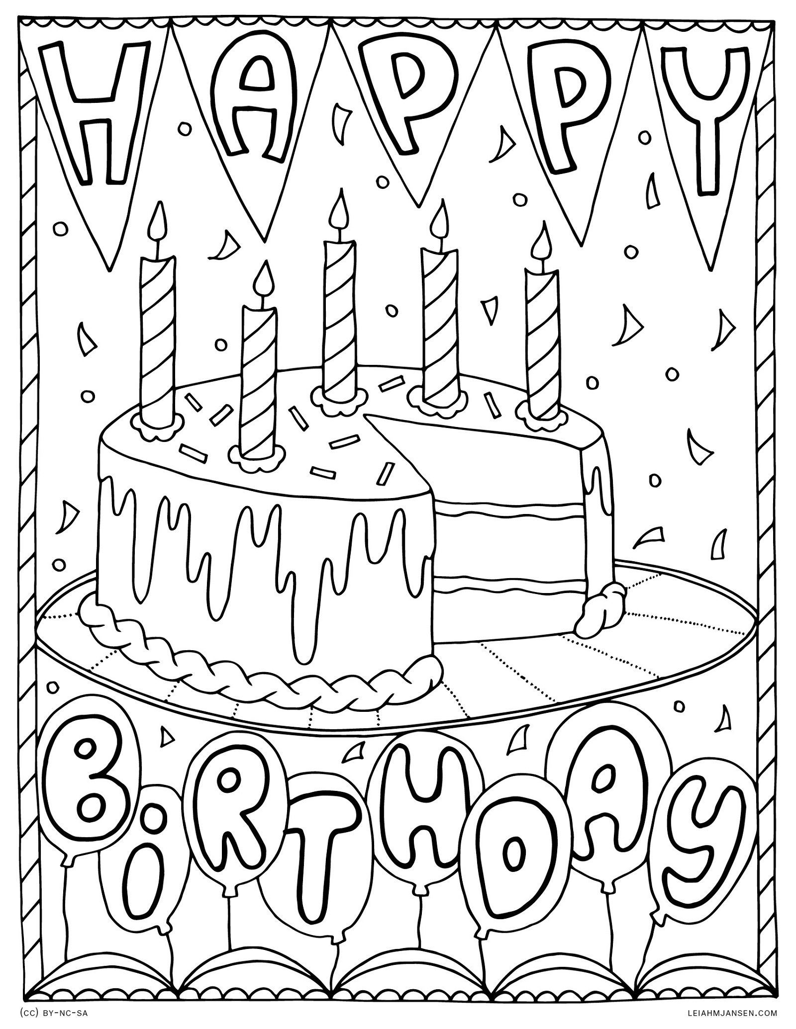 Happy Birthday Coloring Pages K5 Worksheets Birthday Coloring Pages Happy Birthday Coloring Pages Spring Coloring Pages