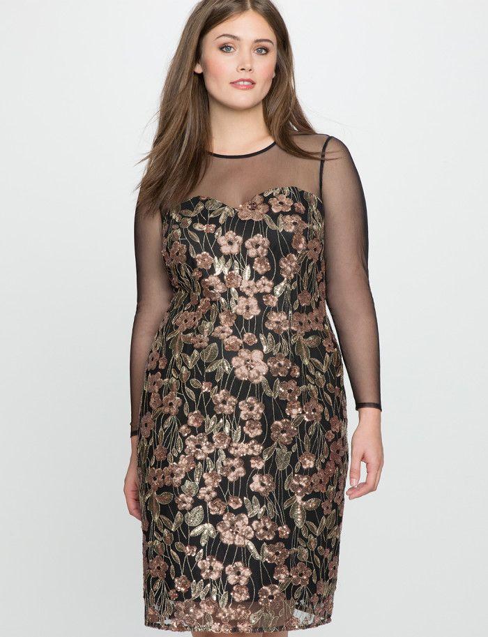Nue by shani plus size dresses
