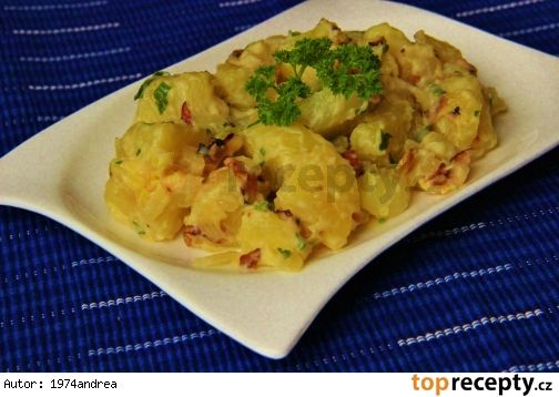Vídeňské brambory