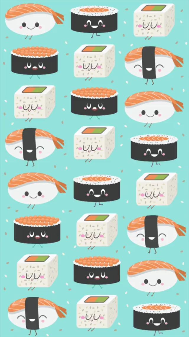 Download Wallpaper 750x1334 Sushi Tuna Plate Ginger IPhone 6 HD