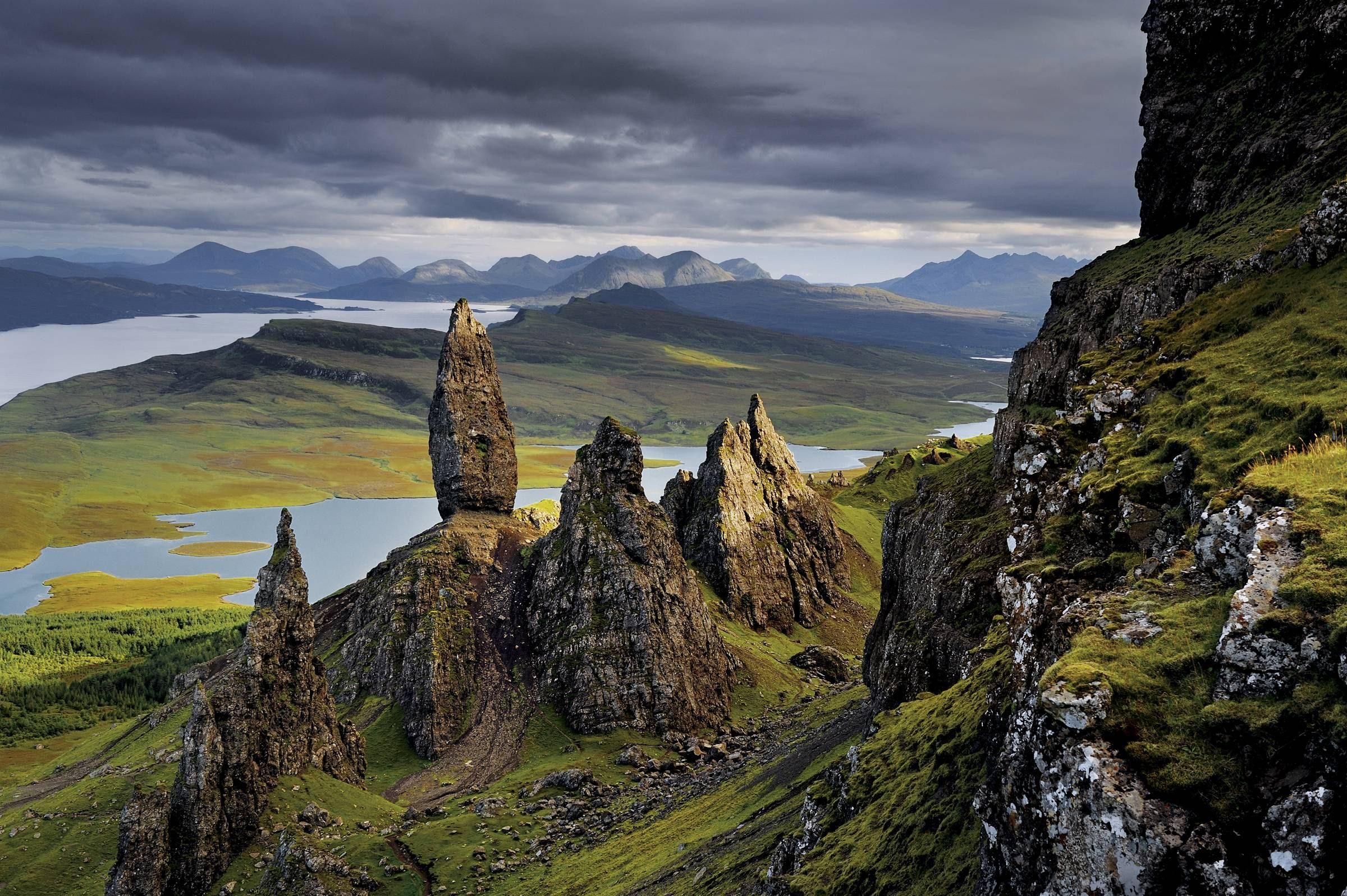 Trotternish Isle Of Skye Scotland