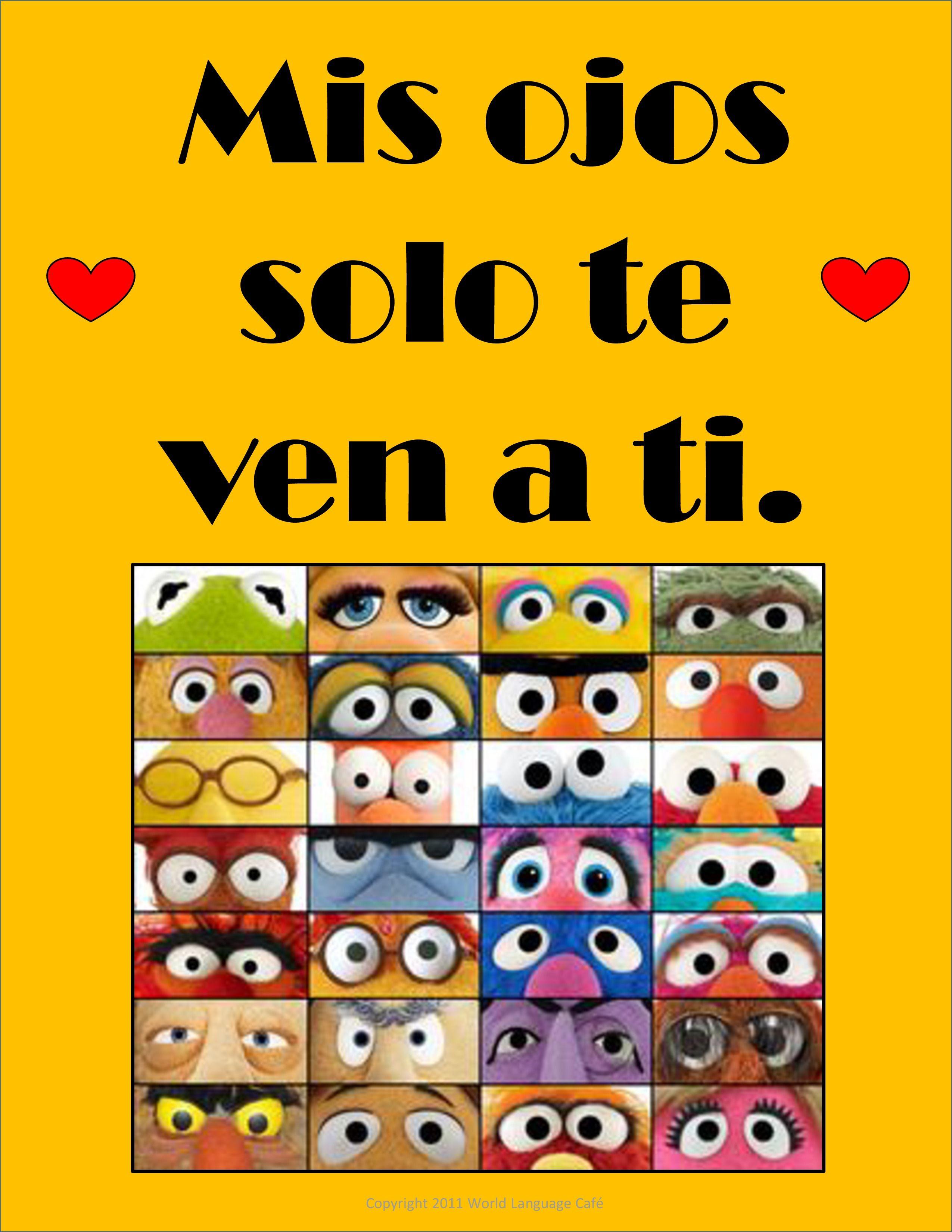 Spanish Valentine S Day Lesson Plan Classroom Decorations