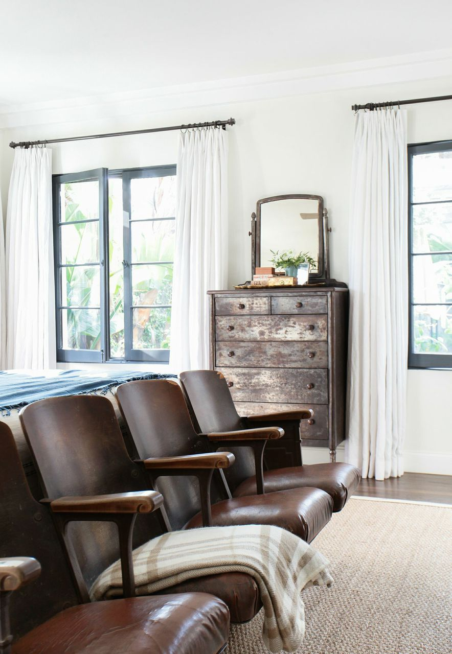 Old World Meets Modern The Master Bedroom Emily Henderson