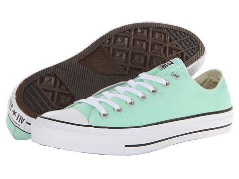 9c5891480cf Converse Chuck Taylor® All Star® Seasonal Ox Peppermint - Zappos.com Free  Shipping BOTH Ways