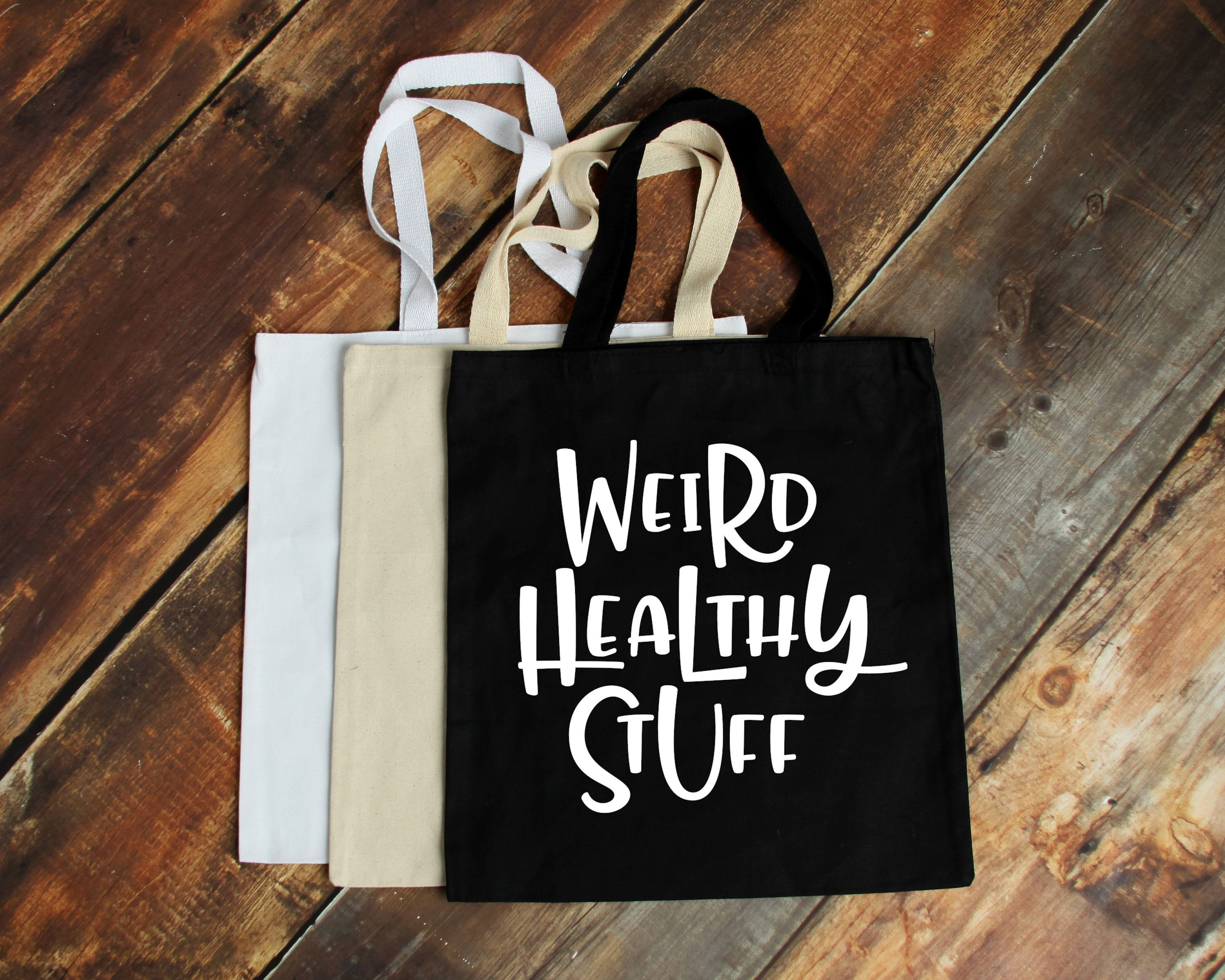 Download Weird Healthy Stuff Tote Funny Tote Bags Mommy Tote Etsy Blank Tote Bag Nurse Tote Bag Funny Tote Bags