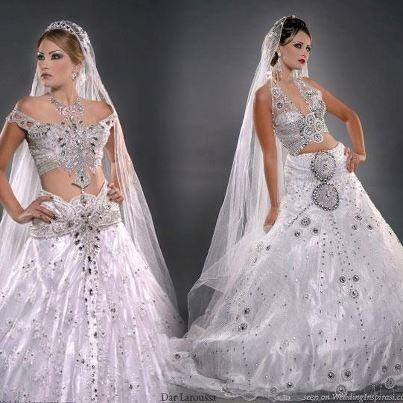 Middle Eastern Wedding Dresses | ฬℴ๓ℯղ\'ȿ ℱαȿɧḯℴղ ✯ ིღ ྀ ...
