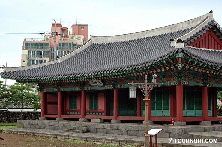 Tournuri.com: 관덕정 (Gwandeokjeong Pavilion, KOREA)