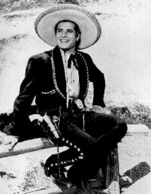 Duncan Renaldo American Actor B 1904