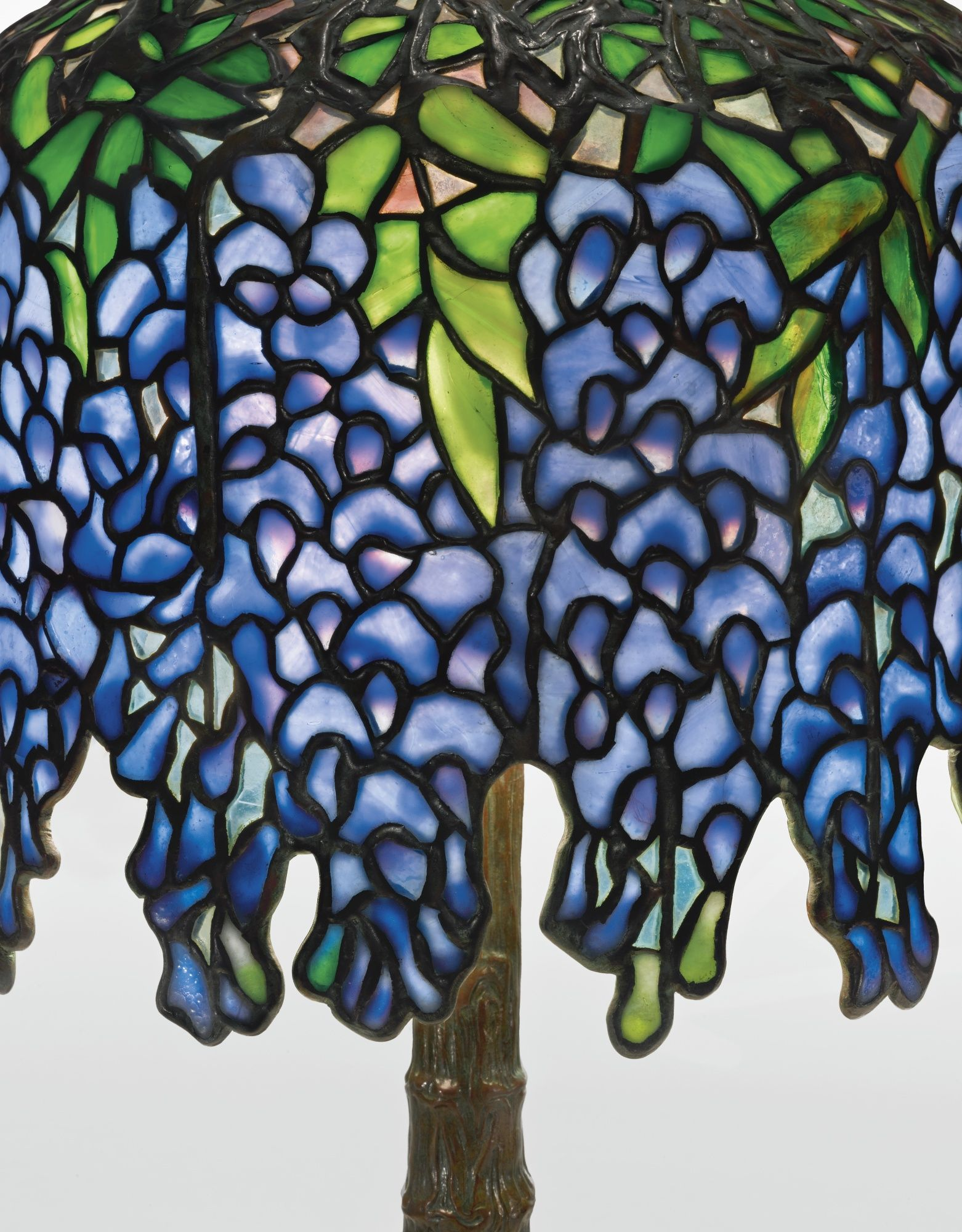 Tiffany studios pony wisteria table lamp shade impressed tiffany tiffany studios pony wisteria table lamp shade impressed tiffany studios new york and 349 mozeypictures Gallery