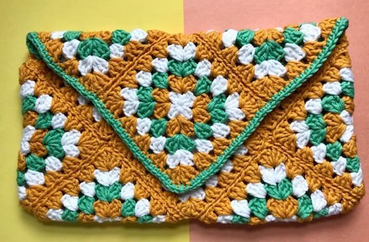 40 Crochet Granny Square - Classic Granny Square Ideas – DIY to Make