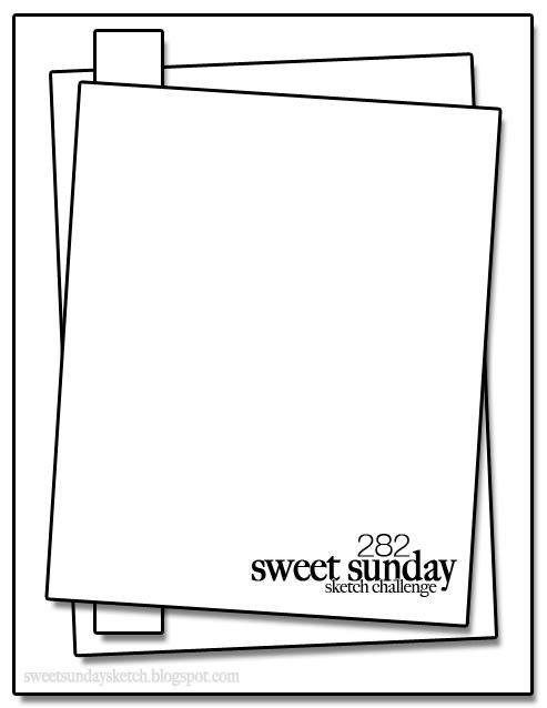 Its A Stamp Thing Sweet Sundayhappy Birthday Card Sketches
