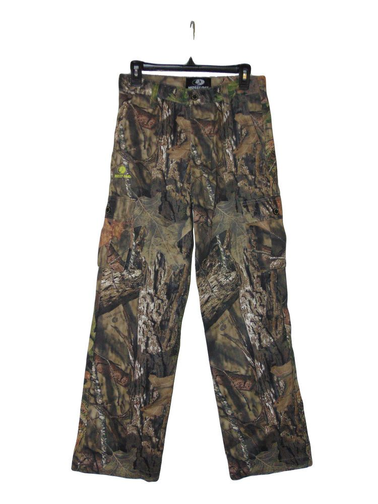 351035a77d Mossy Oak Fall Camo Cargo Pants Size 14-16 Youth Xl Nwt #MossyOak  #CargoCombat #Everyday