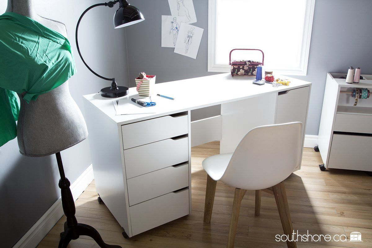 14+ Counter height craft tables with storage info