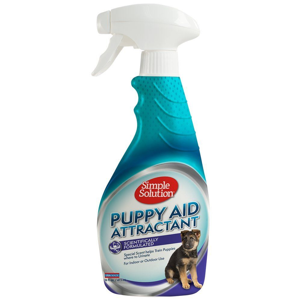Simple Solution Puppy Aid Training Spray 16 Oz Find Out More About The Great Product At The Image L Simple Solutions Potty Training Puppy Dog Potty Training