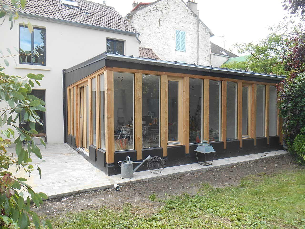 Devis Extension Maison  Toulon ▷ Agrandissement Bois, Acier, Parpaing