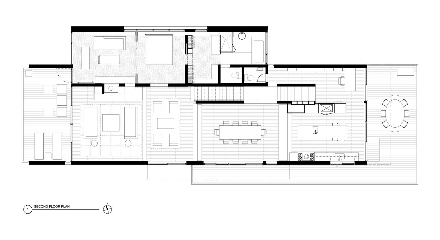 Spur Lane House Spg Architects In 2021 Architect Fenestration Tree House