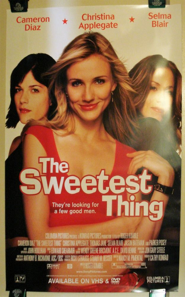the sweetest thing 2002 car scene