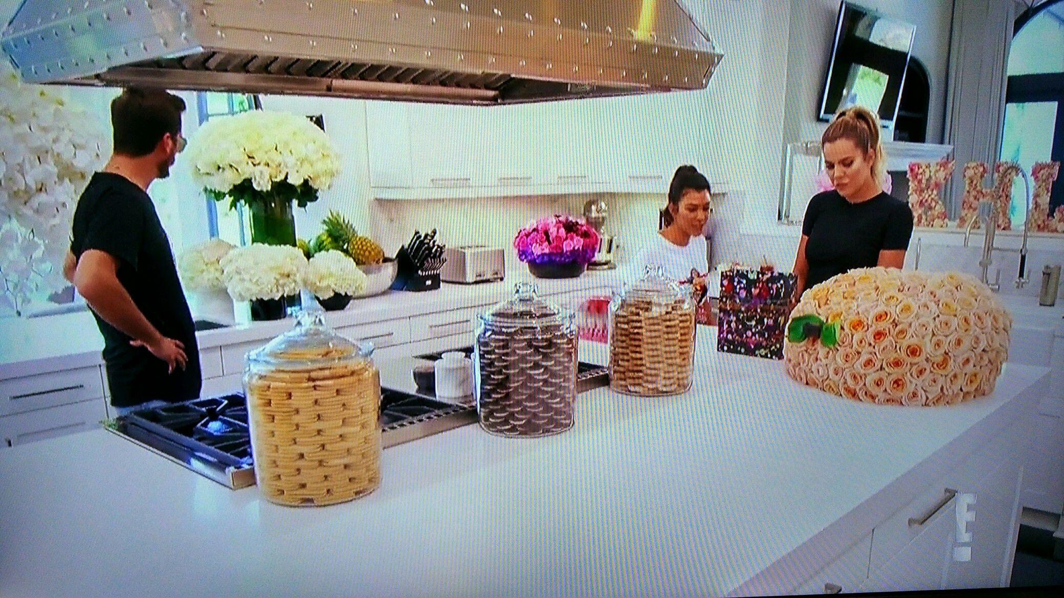 Khloe Kardashian Kitchen | kitchen | Pinterest | Khloe kardashian ...