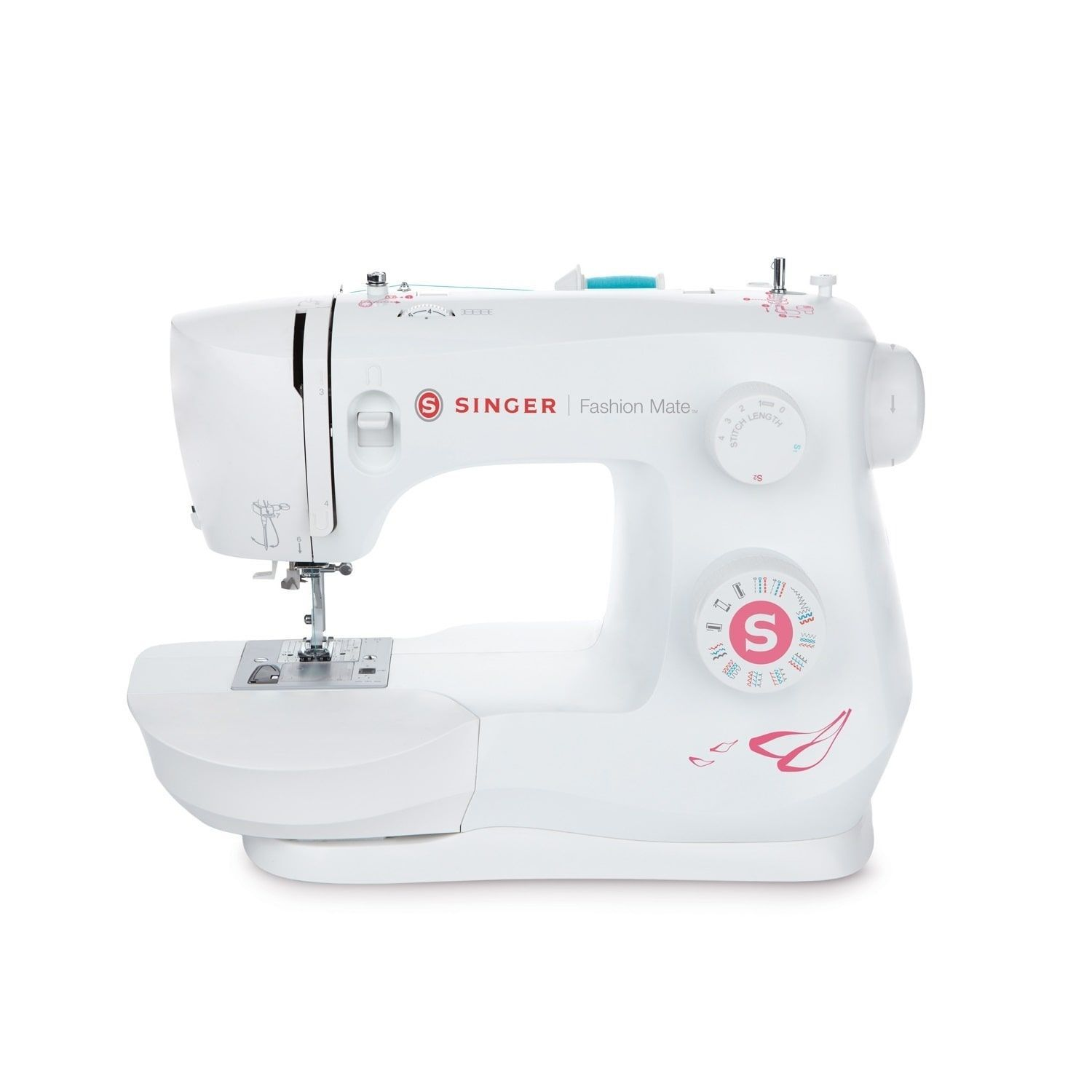 Singer 3333 Fashion Mate Sewing Machine, Grey | Products | Pinterest ...