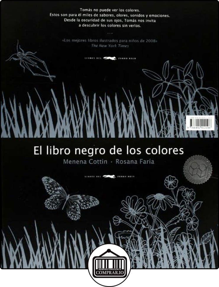 El Libro Negro De Los Colores (APRENDER Y DESCUBRIR) Menena Cottin ...