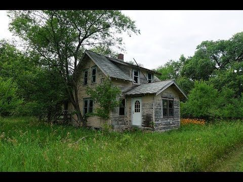 Last Occupied: The 1990's. A small abandoned farmhouse.