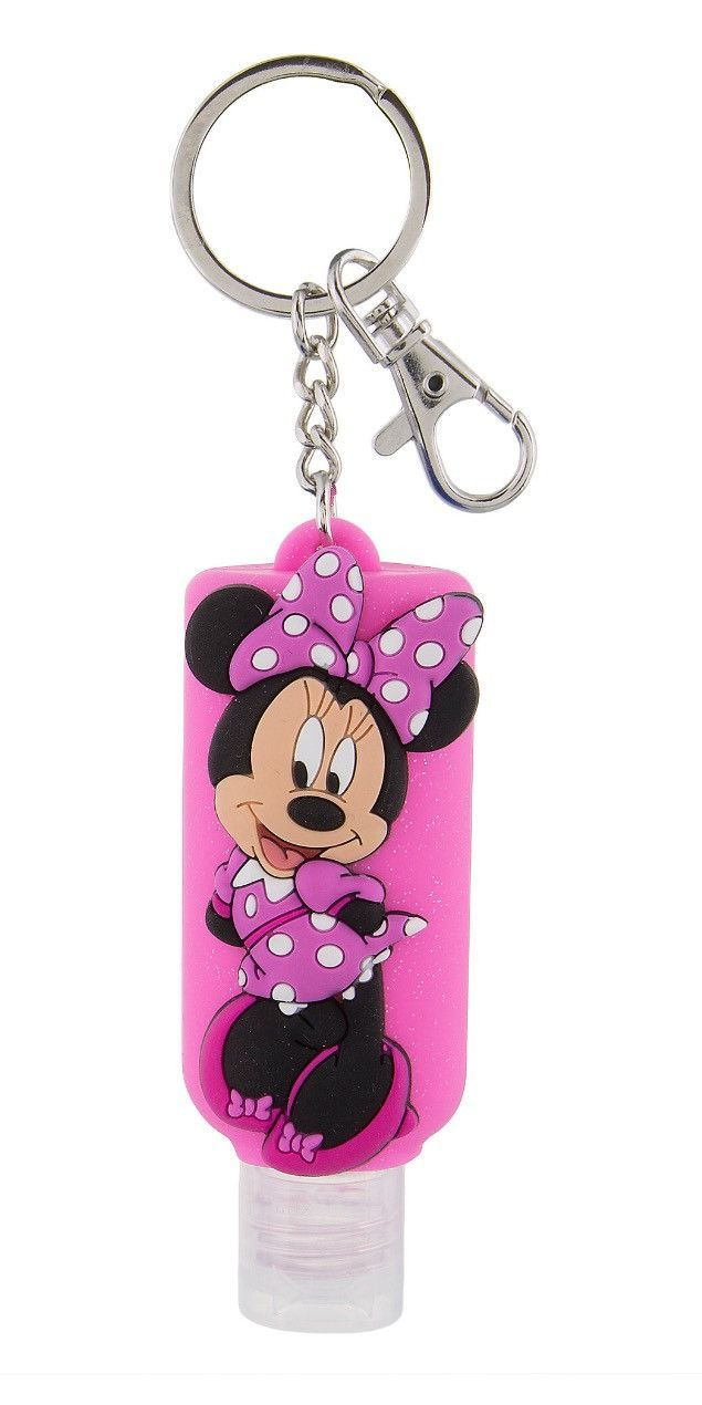 Minnie Mouse Anti Bacterial Hand Sanitizer Disney Shop Hand