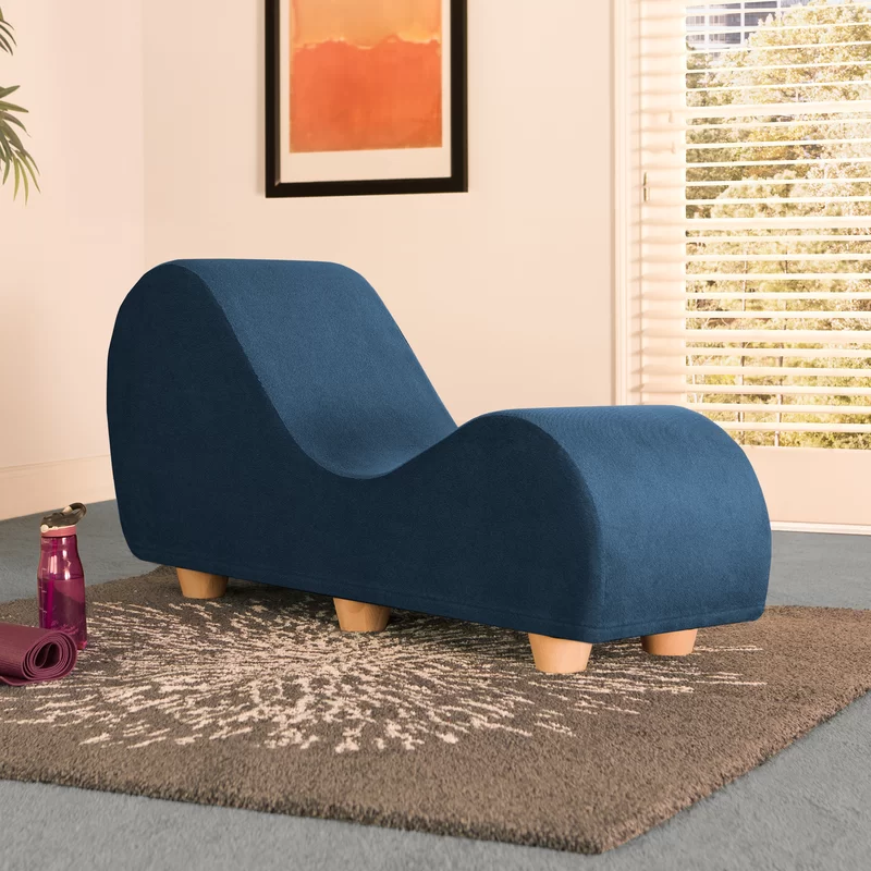 Dilys Yoga Chaise Lounge In 2020 Chaise Lounge Modern Lounge Chairs Chaise