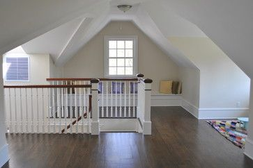 Idea Of Top New Attic Staircase I Want A Turn To Terminate The Long