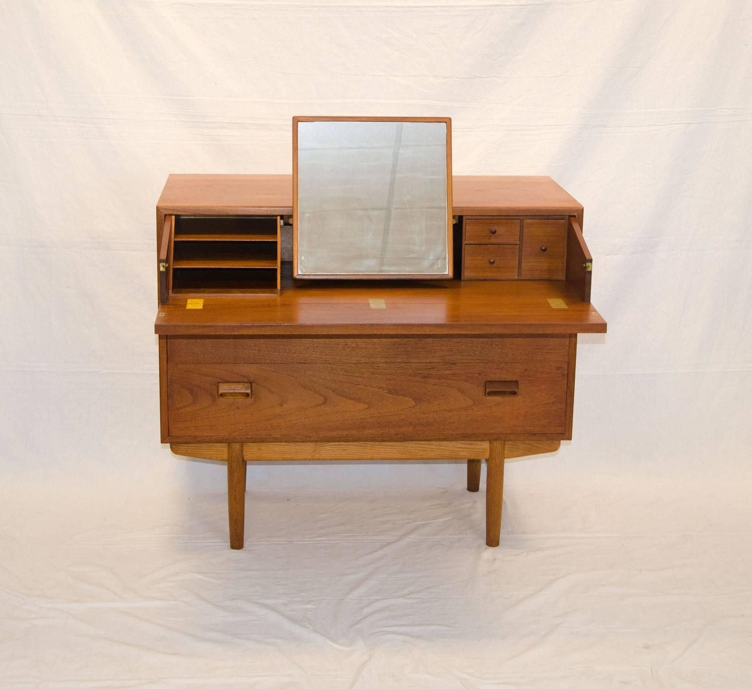 nouveau for pamono with at s dresser desk gentlemen art large writing sale