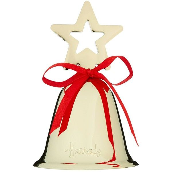 Bell Decor Classy Harrods Startopped Bell Decoration 3495 Huf ❤ Liked On Decorating Design