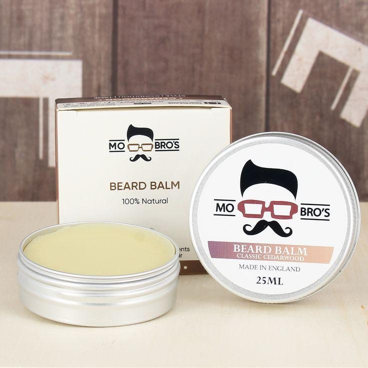 25ml Beard Balm Classic Cedarwood Beard balm, The balm