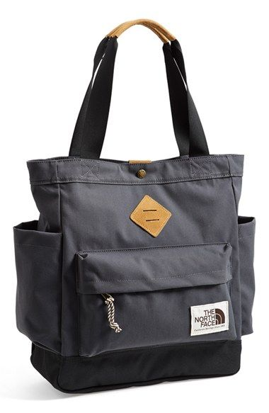 dab56c3e8 The North Face Men's 'Four Point' Tote - Grey | Products | The north ...