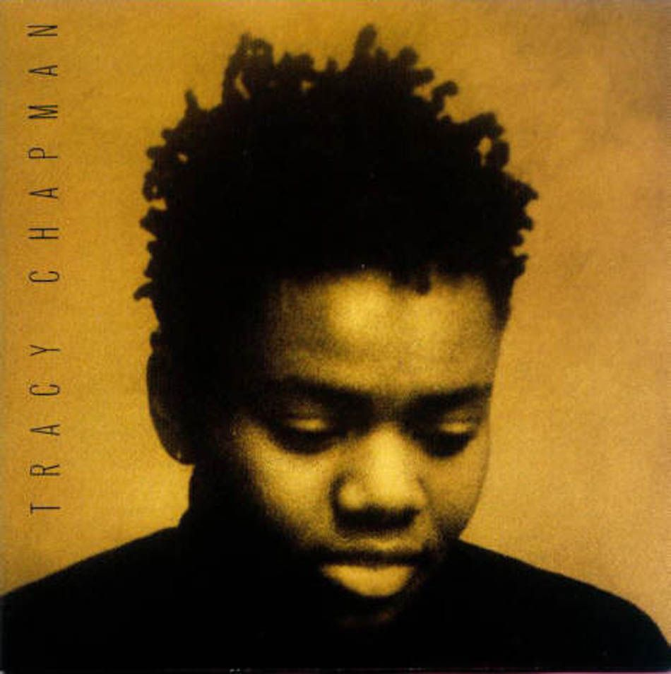 All time fave albums: Tracy Chapman - Tracy Chapman