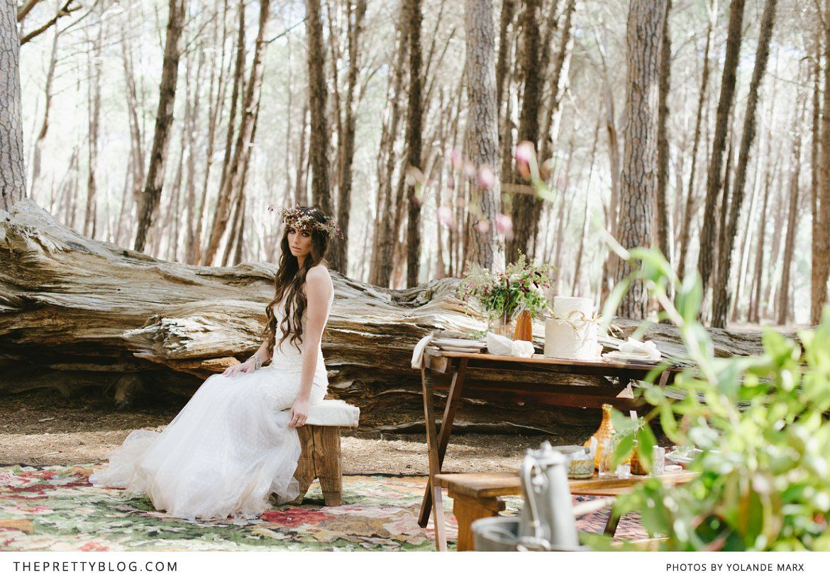 The Enchanted Forest Wedding Inspiration