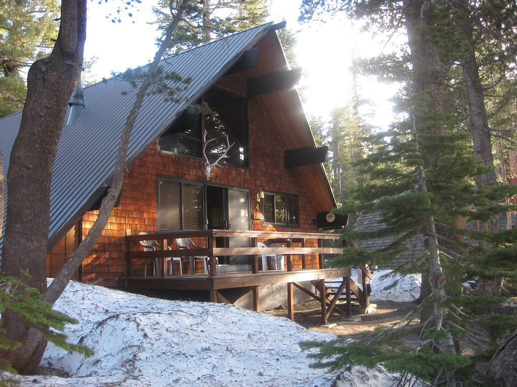 Vrbo Com 365554 Slope Side Ski In Ski Out Spacious Family Chalet 4 Cabin Vacation Mammoth Lakes Cabin
