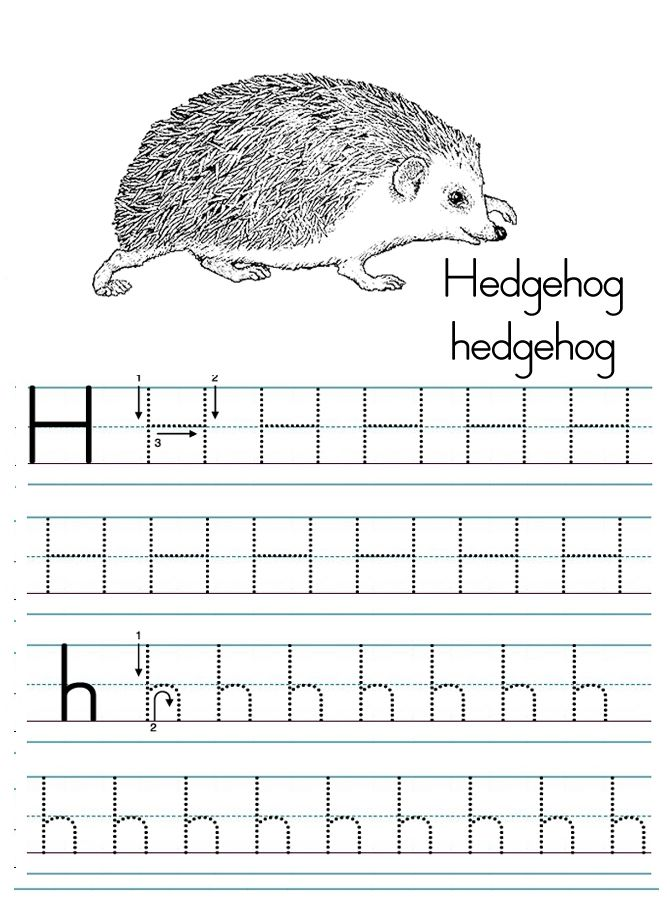 Nice Alphabet Writing And Coloring Printables
