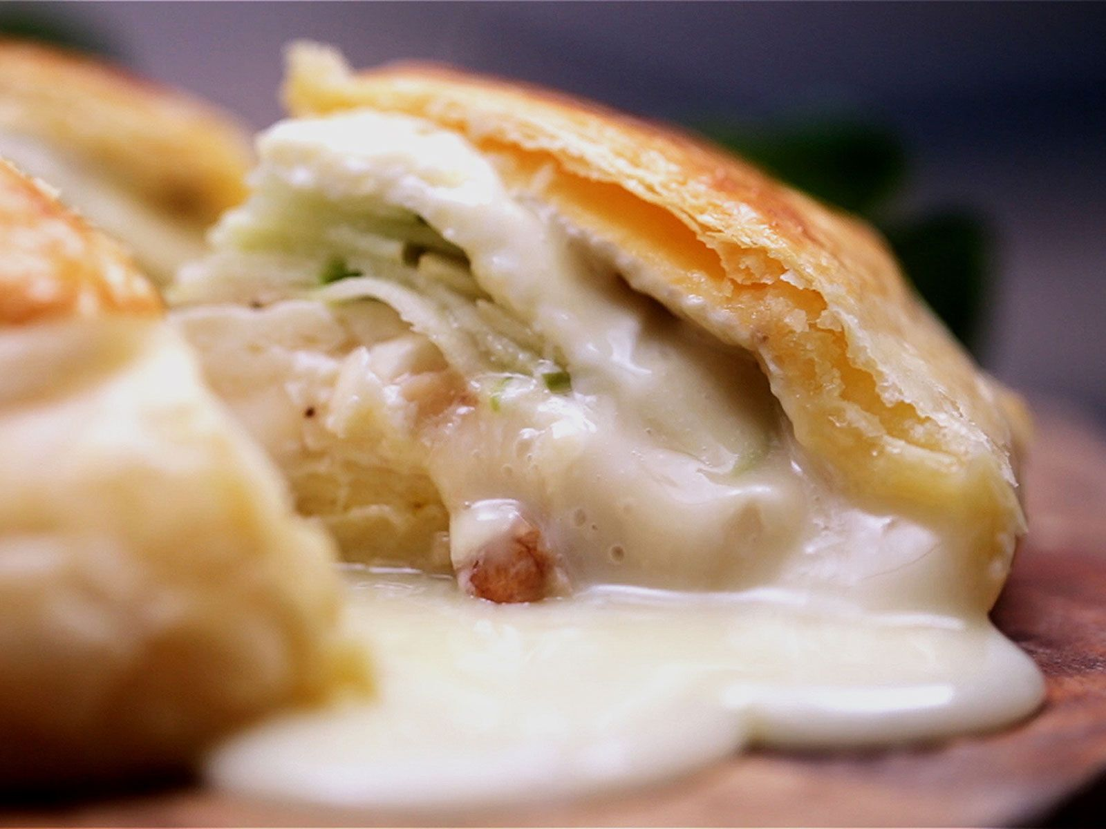 Camembert Coulant En Croute Feuilletee Recette Fromage
