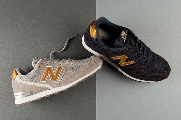 3649f53d38332 ニューバランス 996 ゴールドパック (WR996CJ & WR996CB)、New Balance 996 - Gold Pack