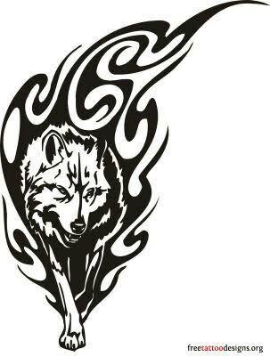Resultado de imagen para dibujos para estampar de lobos | Lobos en ...