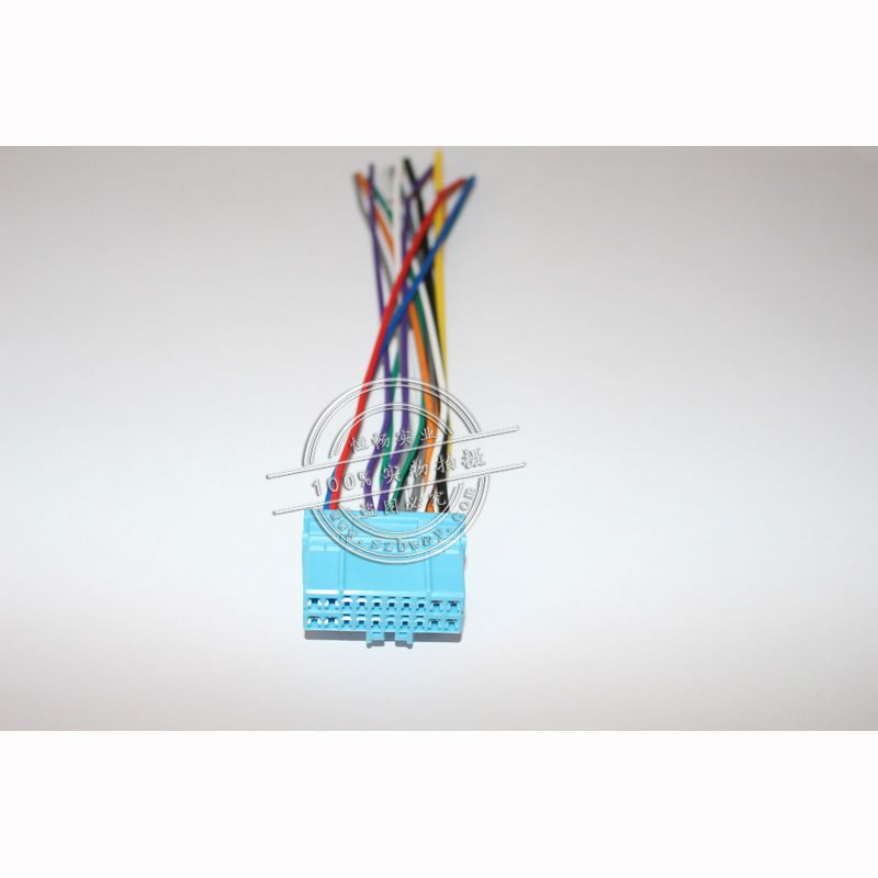 d1b6d27335286778809d0429b2933cc1 car stereo male iso radio plug power adapter wiring harness wiring harness power king 2416 at panicattacktreatment.co