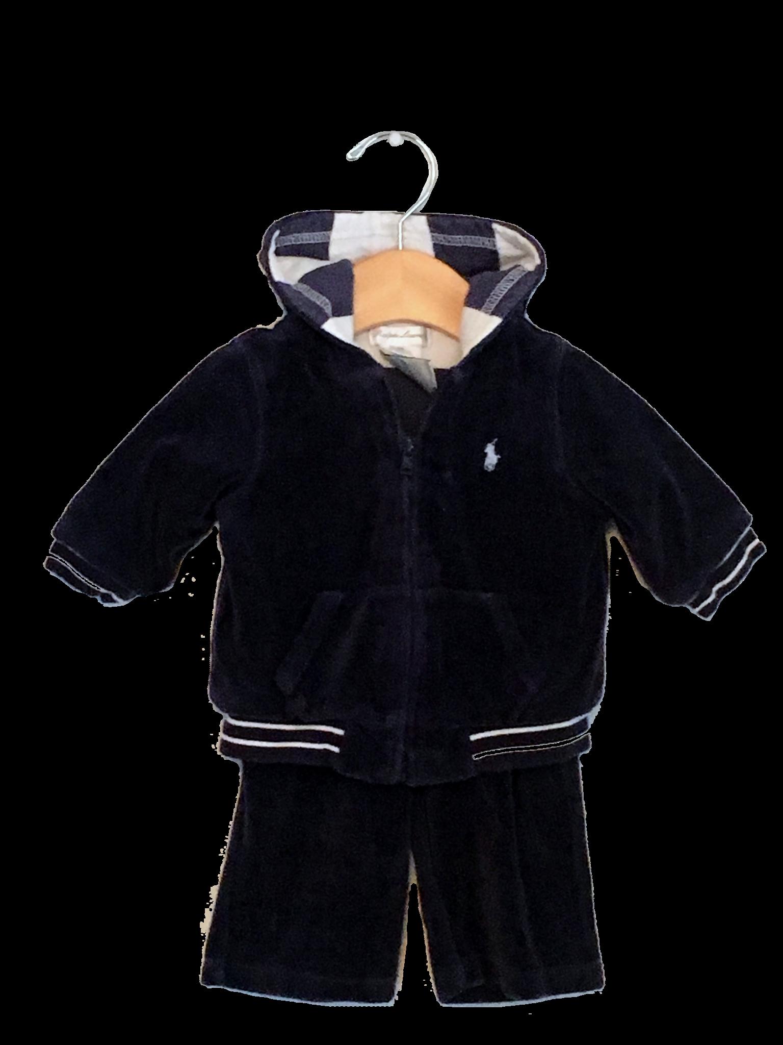Track Suit By Ralph Lauren Size 6 Months Ralph Lauren