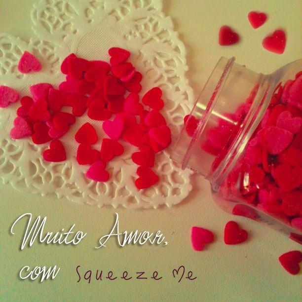 Na Squeeze Me é assim, tudo é feito com muito amor!